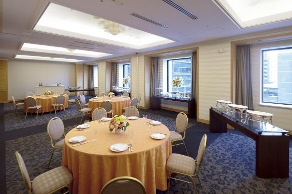 第一ホテル東京 宴会場 フローラ