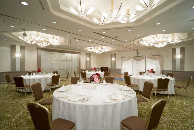 ホテルオークラ東京ベイ 宴会場