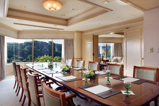 ホテル椿山荘東京 宴会場