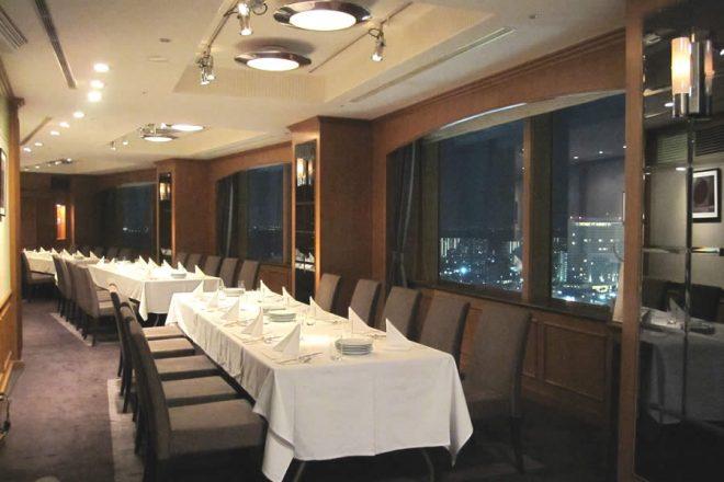 浦安ブライトンホテル東京ベイ 宴会場 ペントハウス