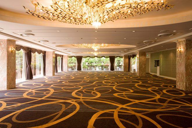 ホテルグランドパレス 宴会場