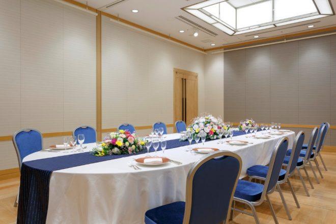 渋谷エクセルホテル東急 宴会場 ウッドルーム