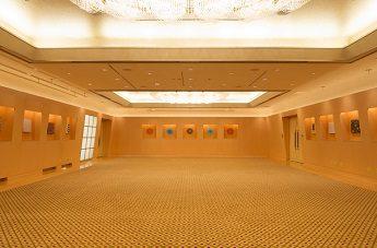 ANAインターコンチネンタルホテル東京 宴会場 グローリー