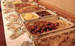 中華料理(料理12種・デザート2種)