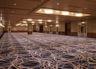 ANAインターコンチネンタルホテル東京 宴会場 ギャラクシー