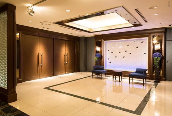ホテルメトロポリタン東京池袋 中宴会場 カシオペア入口