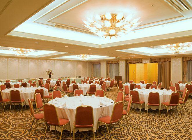 ホテルグランドパレス 中宴会場 白樺