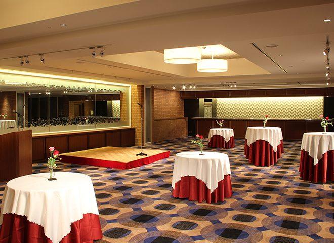 ホテルグランドパレス イベントルーム四季