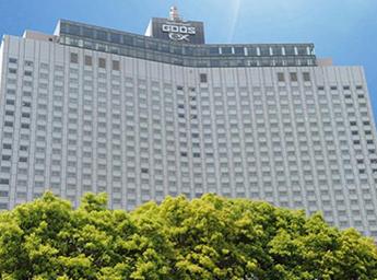 ガーデンシティ品川(旧パシフィック ホテル)