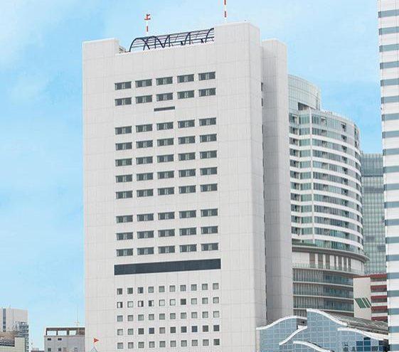 ベイサイドホテルアジュール竹芝