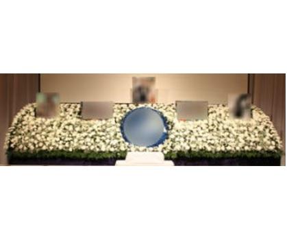 実際の祭壇の画像