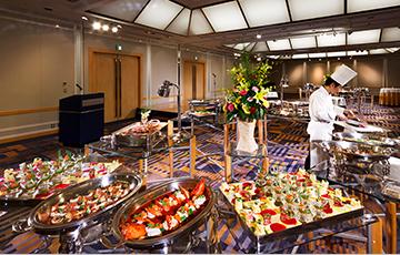 渋谷エクセルホテル東急 宴会 料理例
