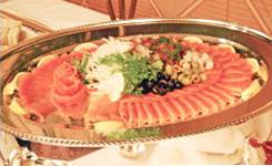 中華料理(冷製8種・温製3種)