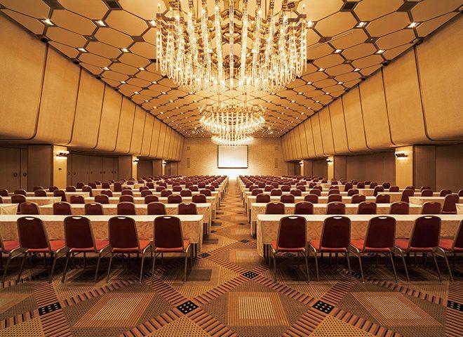 ホテルグランドパレス 大宴会場 ダイヤモンドルーム