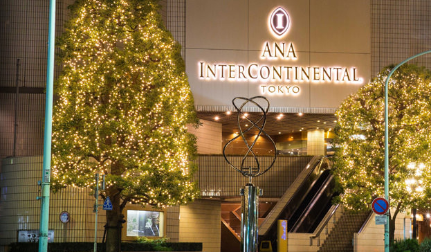 ANAインターコンチネンタルホテル東京 外観写真