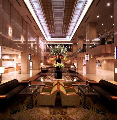 ホテルメトロポリタン東京池袋 ロビー