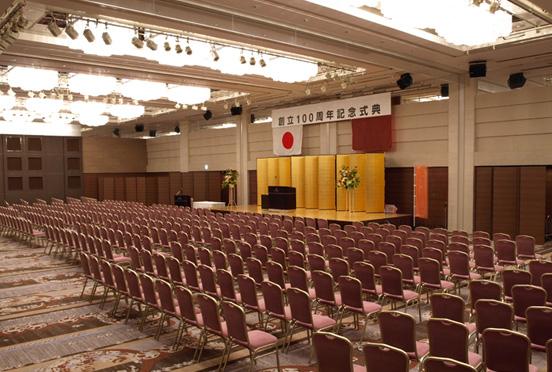 ホテルメトロポリタン東京池袋 大宴会場 富士