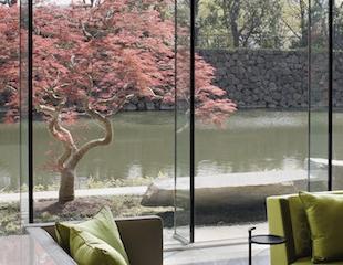 パレスホテル東京 ロビー景観