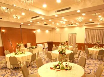 ホテルローズガーデン新宿 宴会場・会議室 ローズルーム