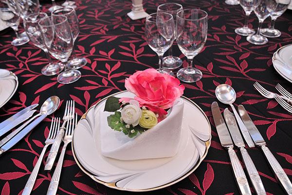 ホテルサンルートソプラ神戸 宴会例