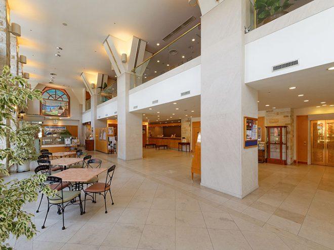 ホテルサンルートソプラ神戸 ロビー
