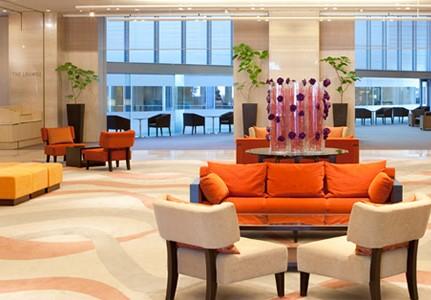 ANAクラウンプラザホテル神戸 ロビー