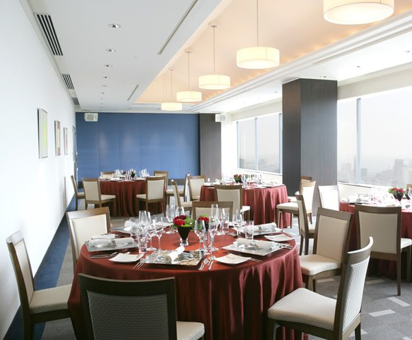 ANAクラウンプラザホテル神戸 スカイバンケット