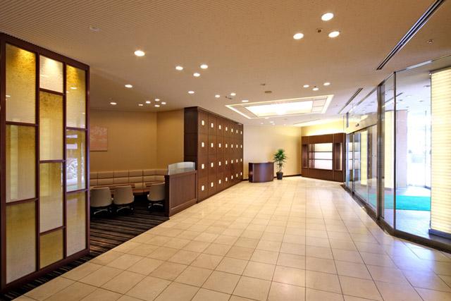 名鉄ニューグランドホテル ロビーラウンジ