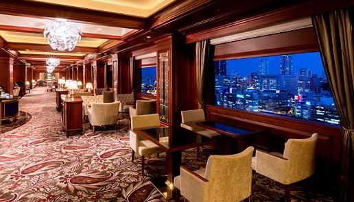 ANAクラウンプラザホテル大阪 ラウンジ