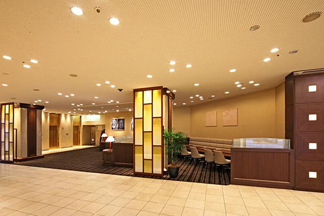 名鉄ニューグランドホテル ラウンジ