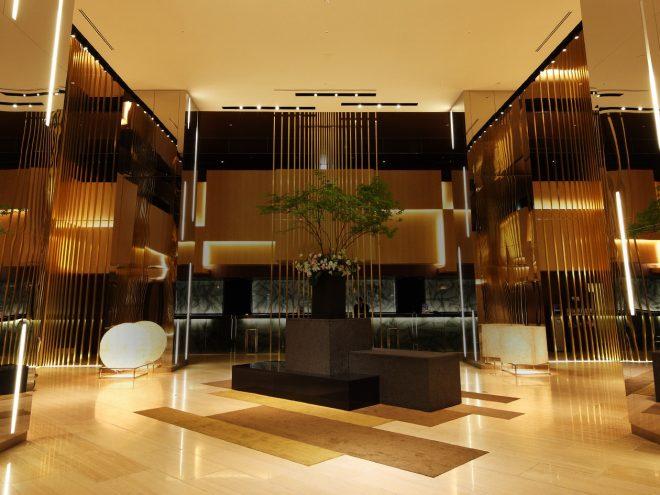 ANAクラウンプラザホテル大阪 ロビー