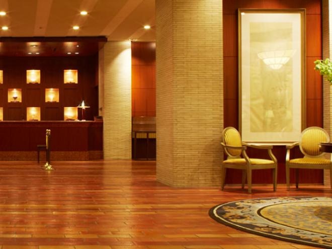 名古屋観光ホテル クローク