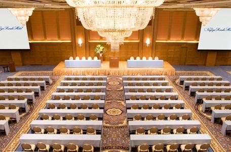 名古屋観光ホテル 宴会場 那古の間