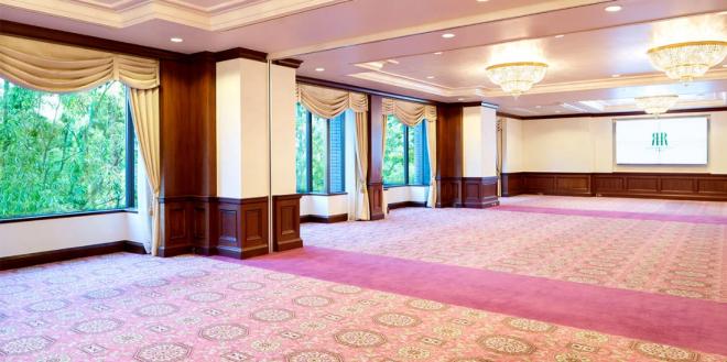 リーガロイヤルホテル 宴会場