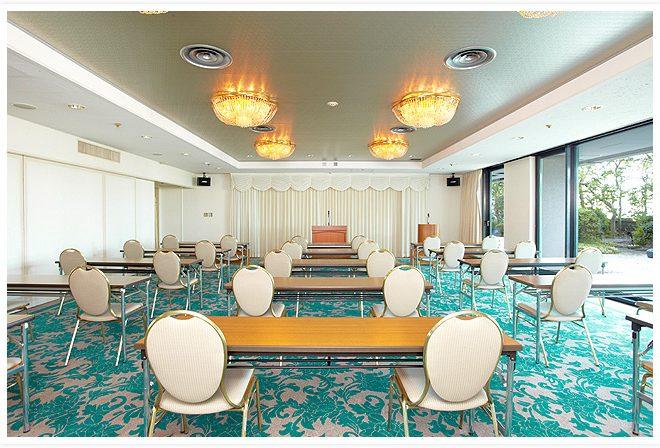 中野サンプラザホテル 小宴会場リーフルーム