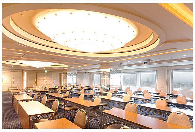 中野サンプラザホテル 中宴会場クレセントルーム