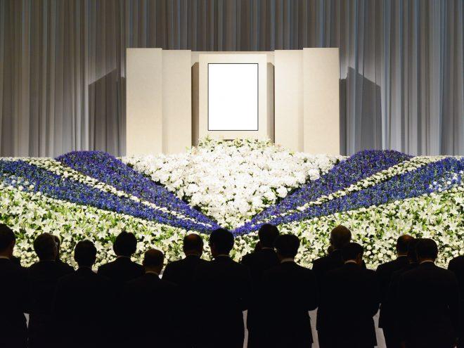 パレスホテル東京 葵の間 祭壇例
