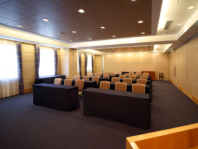 ホテル北野プラザ六甲荘 宴会場 ローズマリー