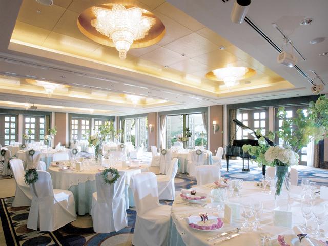 ホテル北野プラザ六甲荘 宴会場 マジョラム