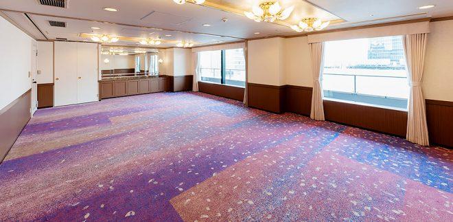 ホテルグランヴィア大阪 宴会場 桜