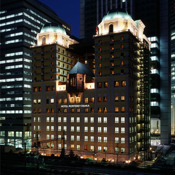 ホテルモントレ大阪