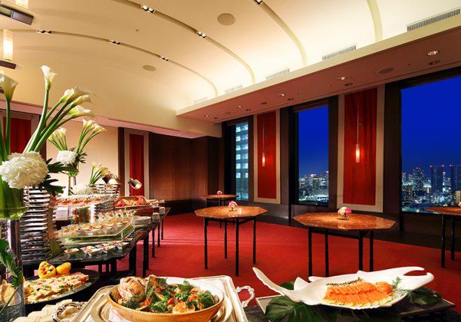 ザロイヤルパークホテル東京汐留 宴会場