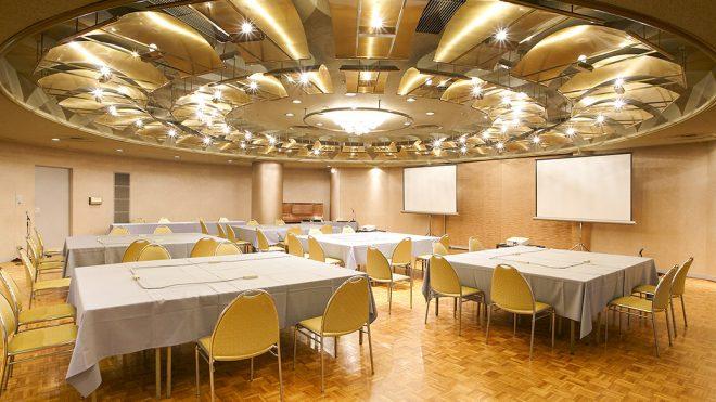 神戸ポートピアホテル 宴会場