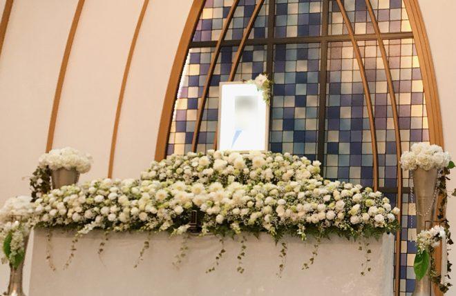祭壇完成例