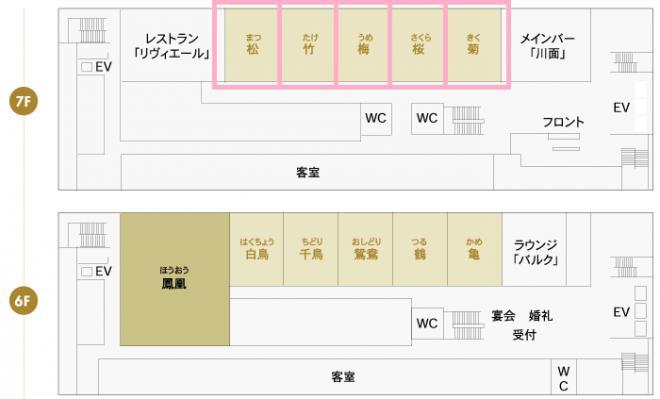 大阪キャッスルホテル 宴会場