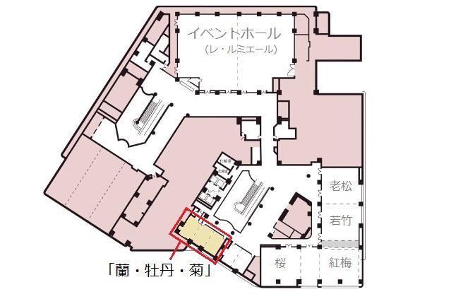 新大阪ワシントンホテルプラザ 宴会場