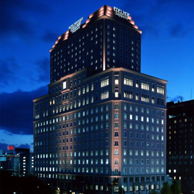 ホテルモントレ エーデルホフ札幌