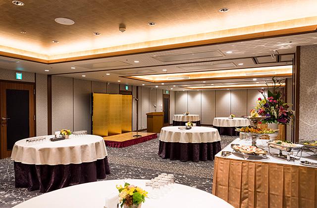 お茶の水ホテルジュラク 宴会場