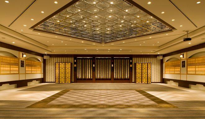 ホテル雅叙園東京 宴会場